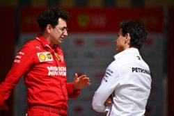 "Formula 1, Toto Wolff punge indirettamente la Ferrari: ""saremo felici di andare in tribunale"""