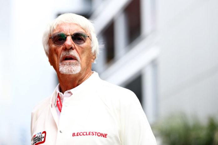 Formula 1, Ecclestone: