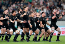 All Blacks Nuova Zelanda