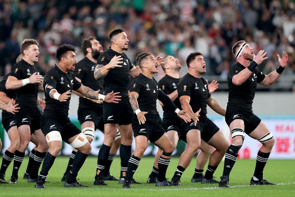 All Blacks Nuova Zelanda