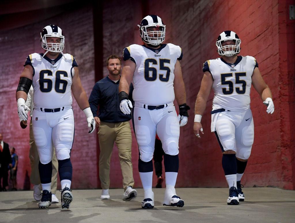 Brian Allen Los Angeles Rams