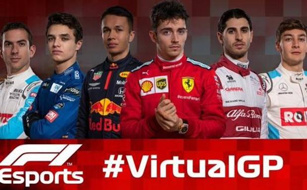 F1 Virtual Gp