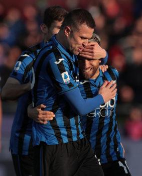 Gomez e Ilicic
