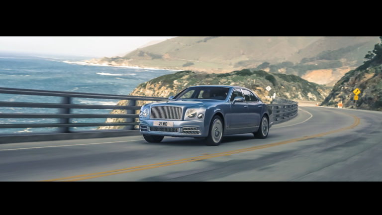 Mulsanne bentley