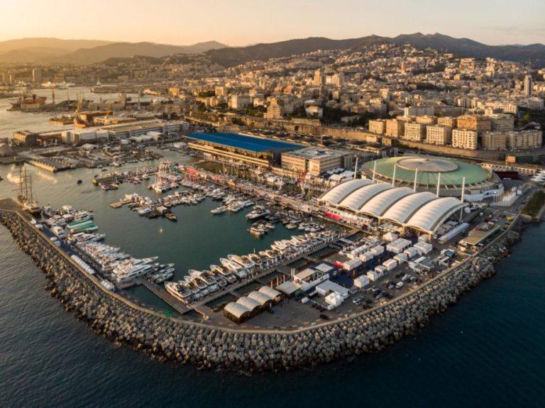 Salone Genova