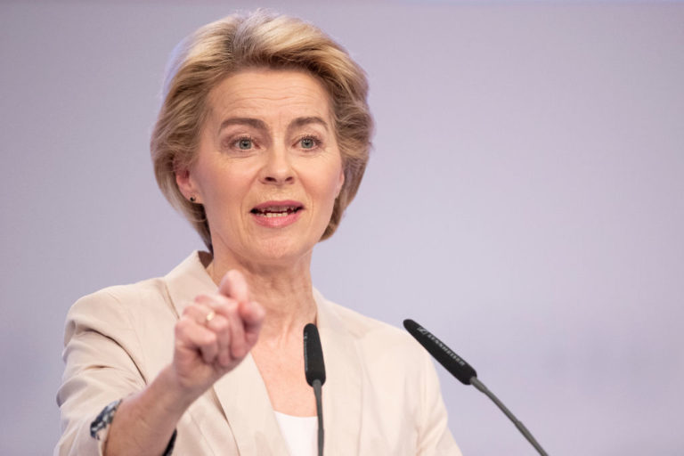 Ursula von der Leyen