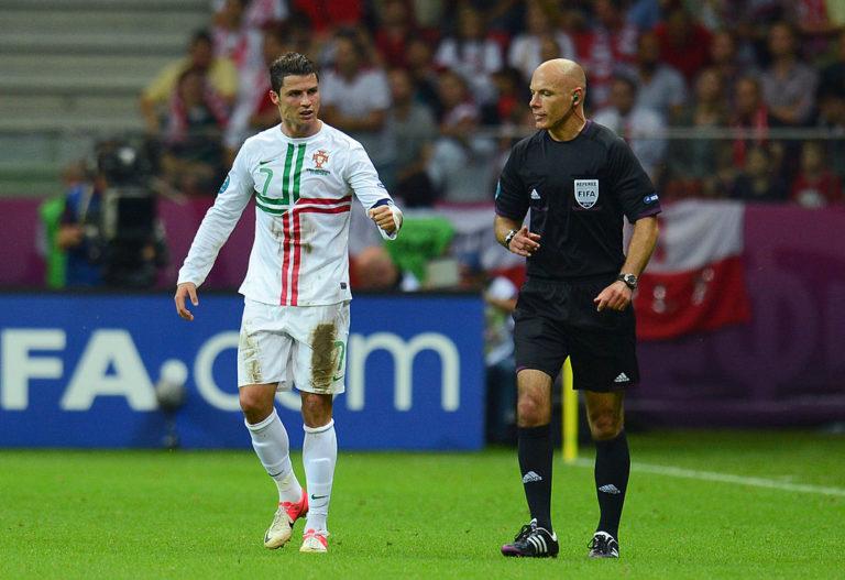Webb e Ronaldo