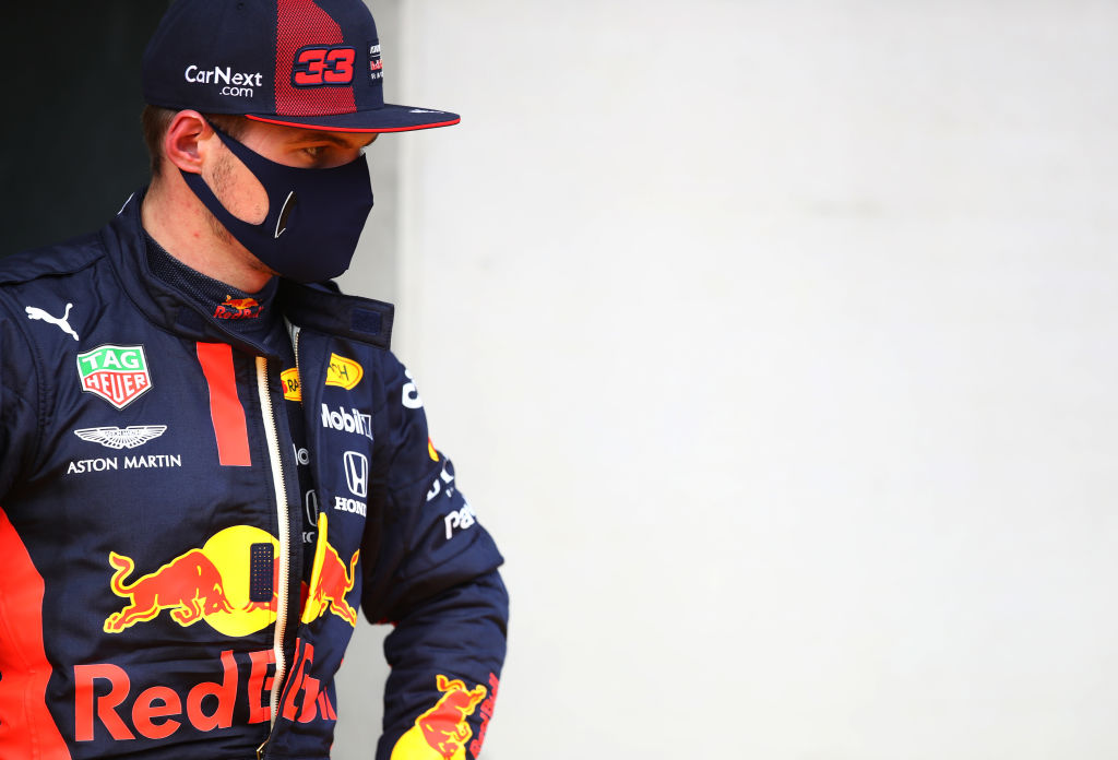 Max Verstappen Red Bull