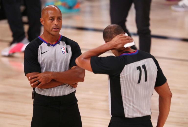 Arbitri NBA