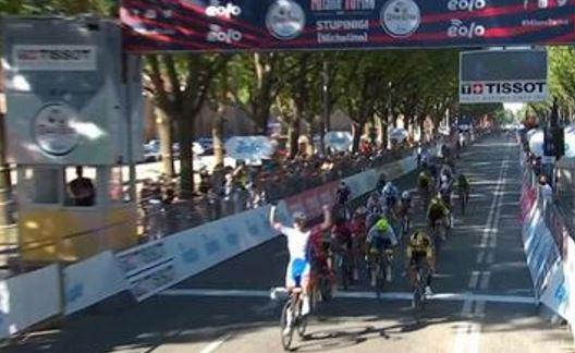 Arnaud Demare vittoria Milano-Torino