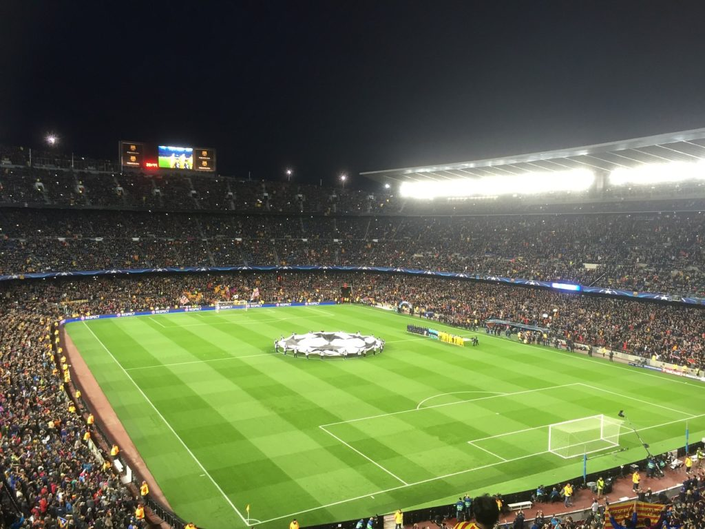 champions league stadio