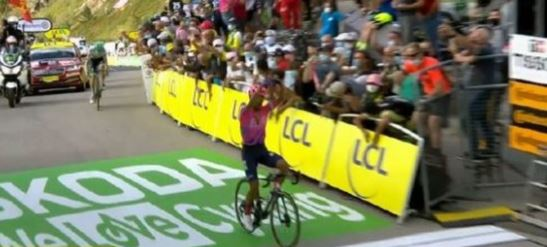 Daniel Marteinez vittoria Tour de France