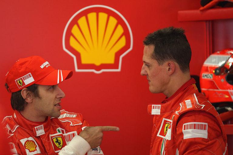 Badoer e Schumacher