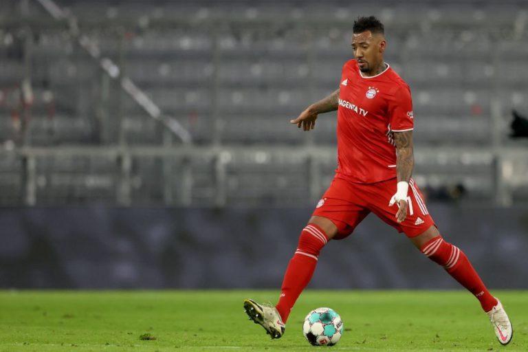 Jerome Boateng,  in scadenza di contratto il 30 giugno 2021 con il Bayern Monaco (Alexander Hassenstein/Getty Images)