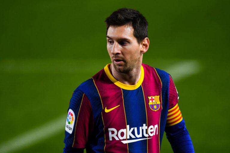 Lionel Messi,  in scadenza di contratto il 30 giugno 2021 con il Barcellona (David Ramos/Getty Images)