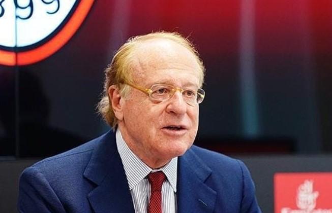 Paolo Scaroni (presidente Milan), stipendio 600mila euro