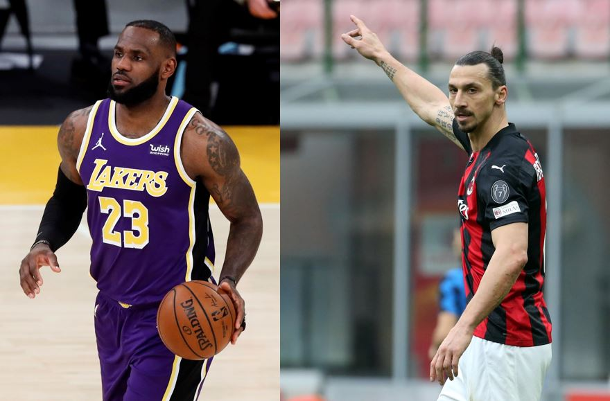 lebron james ibrahimovic