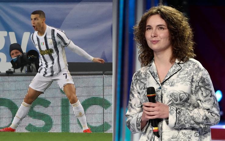 Madame si è scambiata video con Ronaldo - Foto di Ansa