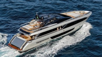 riva yacht unknown 100 corsaro