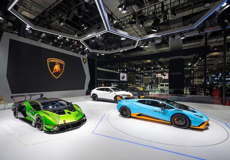 Foto sito Lamborghini