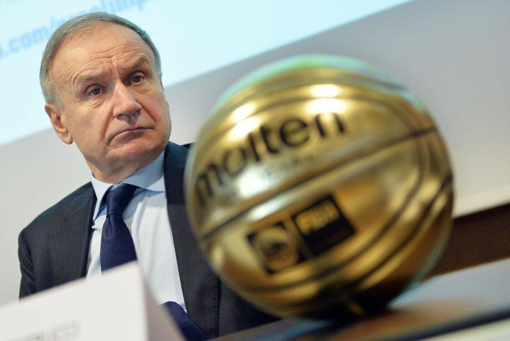 presidente Fip Petrucci
