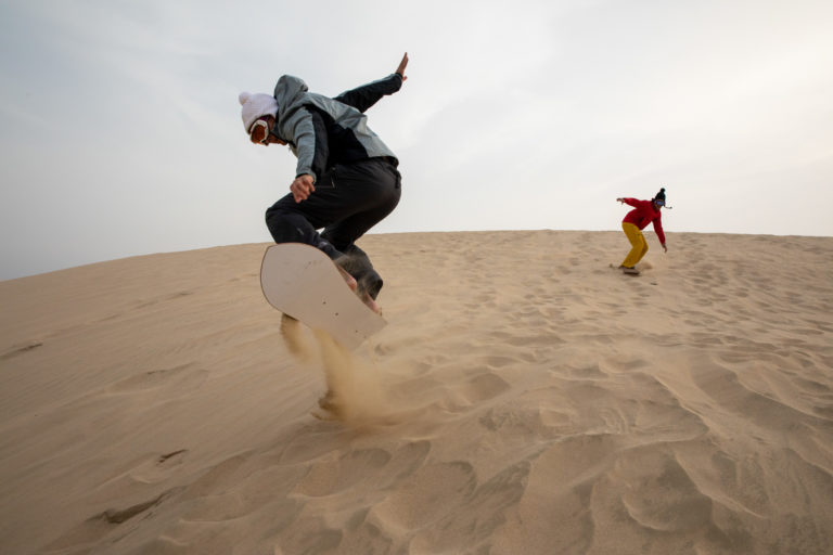 snowboard qatar