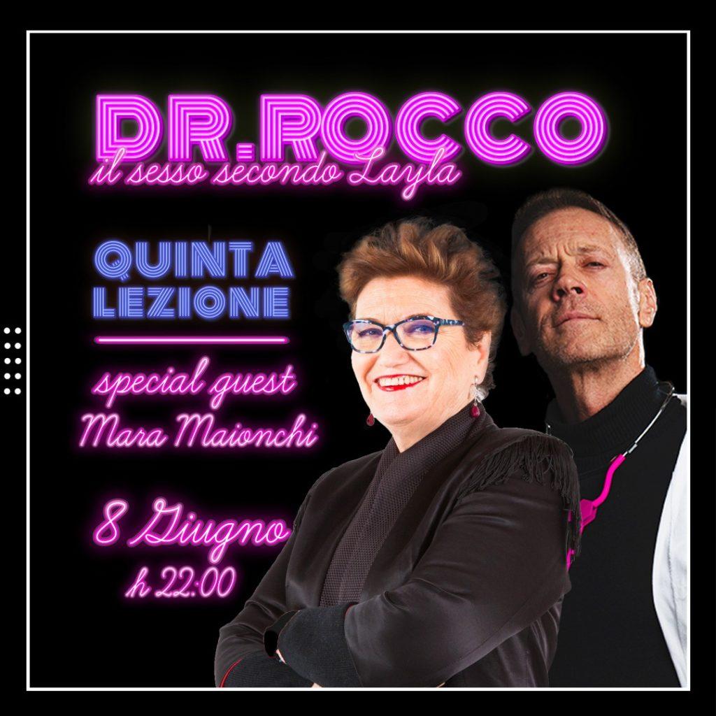 dr rocco e mara maionchi