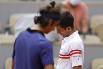 Djokovic e Musetti