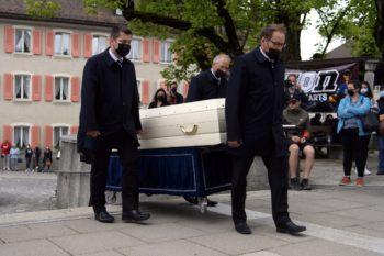 Funerali Dupasquier