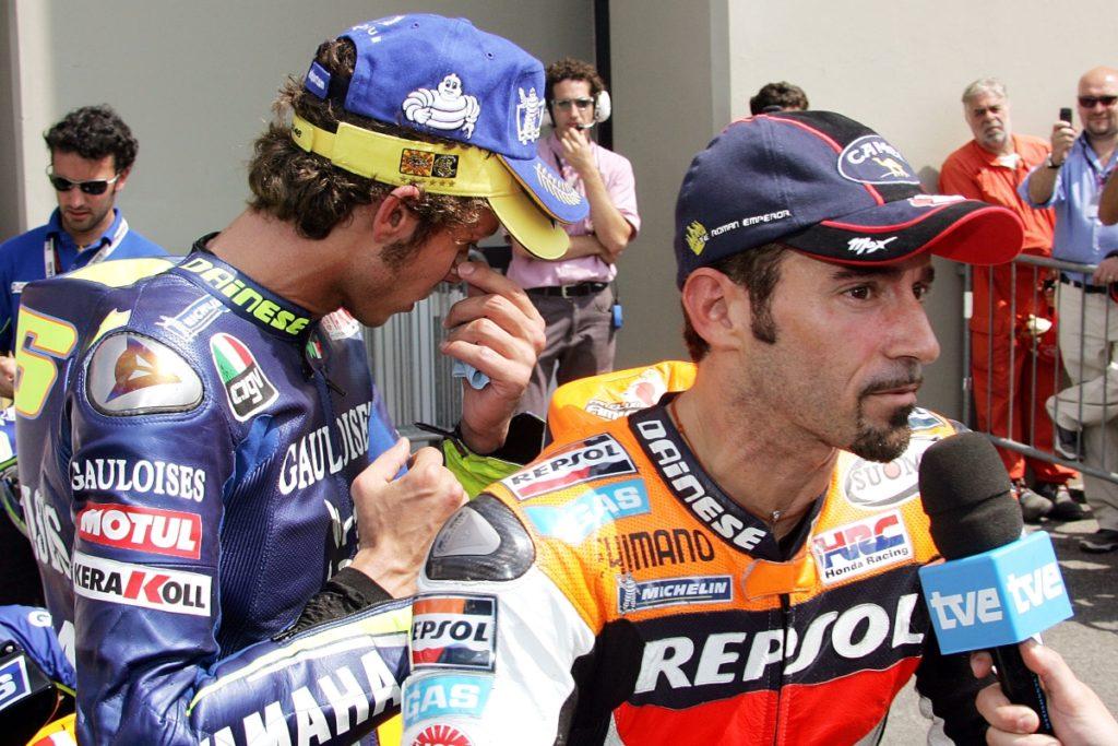 Rossi e Biaggi