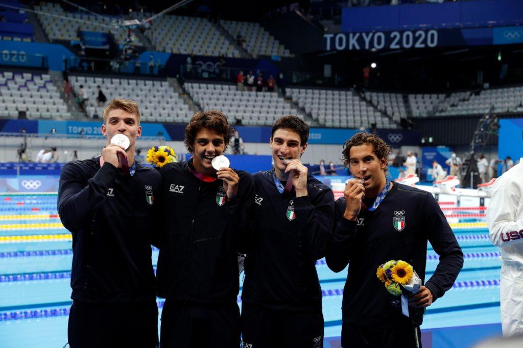4x100 sl Italia