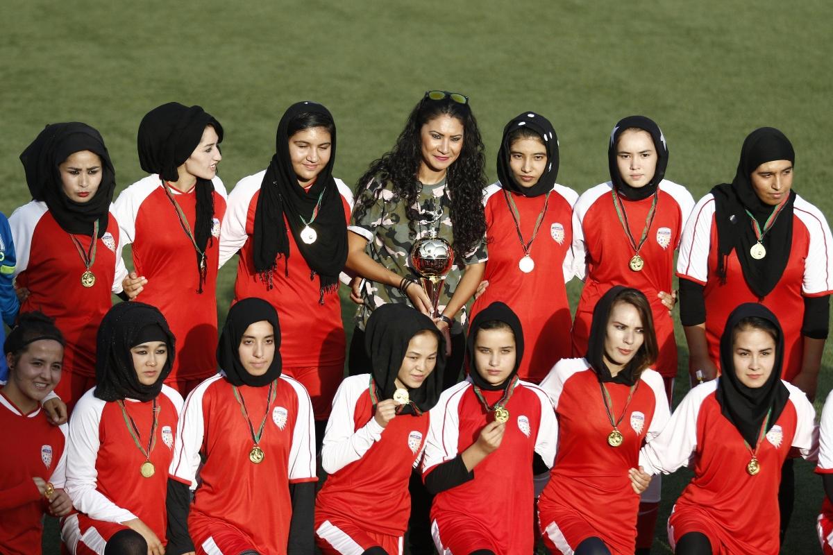 Giocatrici Afghanistan