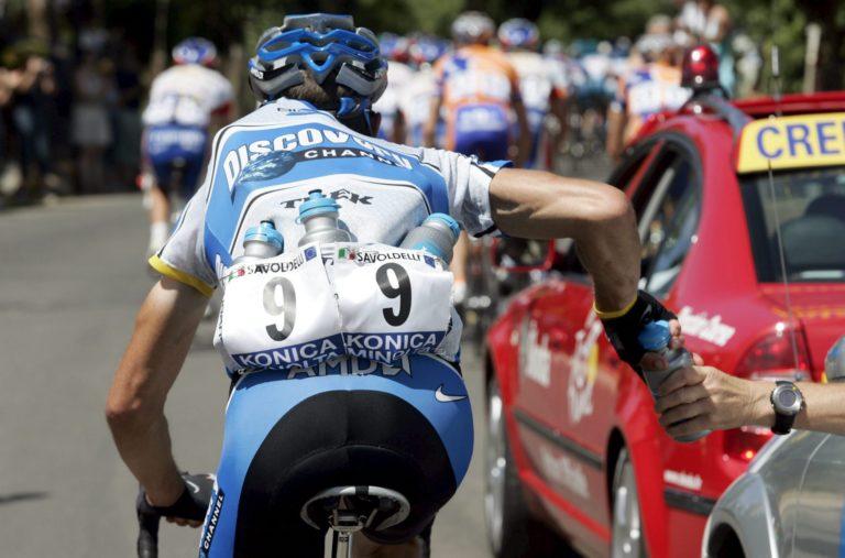 ciclista borracca
