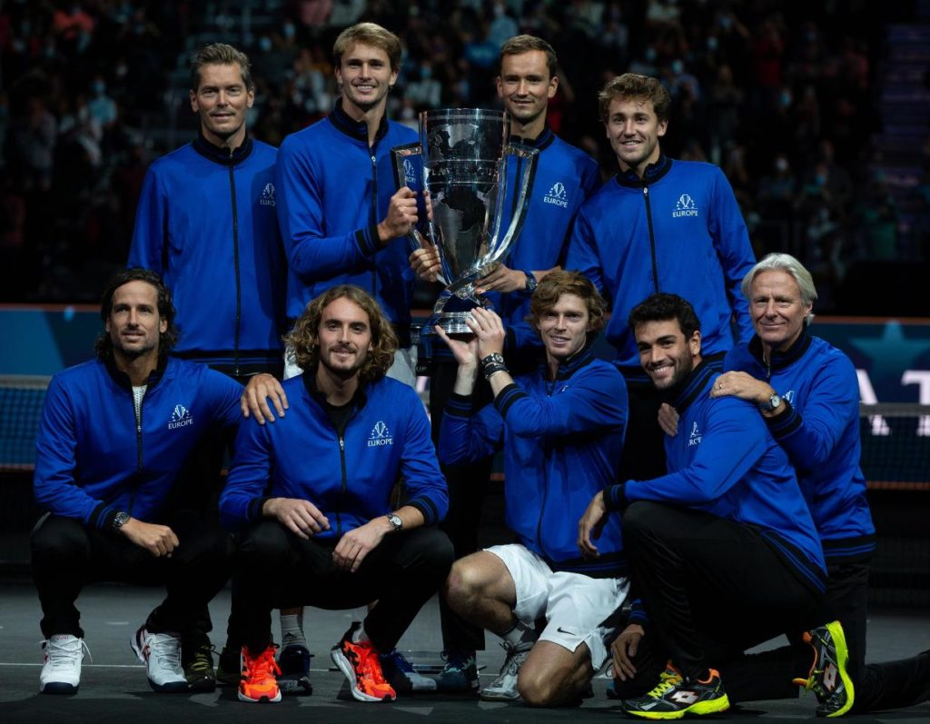 team europe laver cup
