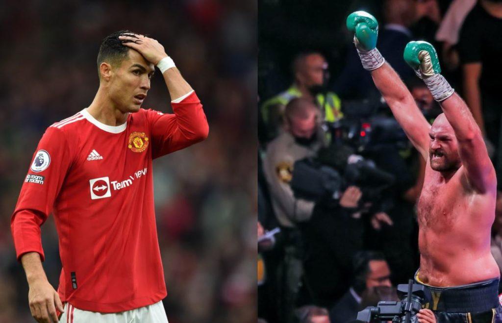 Cristiano Ronaldo Fury