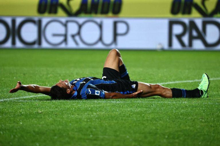 Soccer: Serie A; Atalanta-Milan
